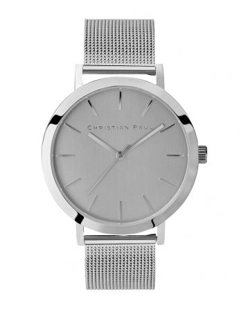 218 Capital – Silver / Silver Mesh / Silver Face